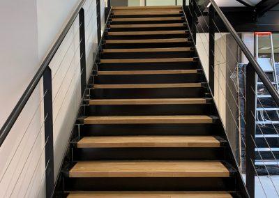 escalier mobilier lyon villeurbanne