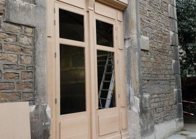 porte bois massif lyon villeurbanne
